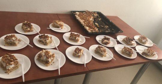Zajęcia kulinarne w styczniu