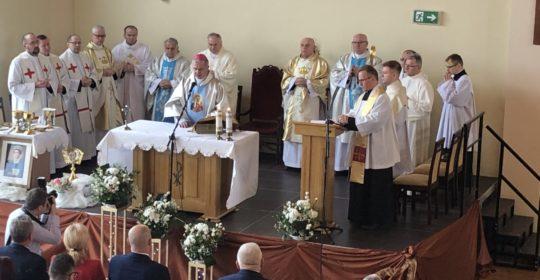 Obchody Diecezjalnego Dnia Chorego