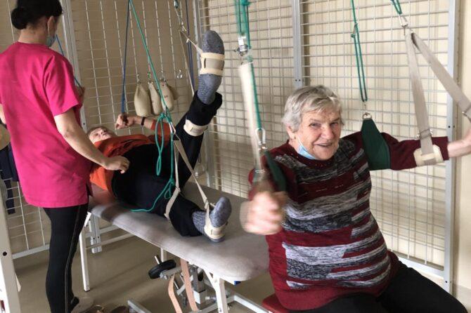 Kwietniowa rehabilitacja w DDOM