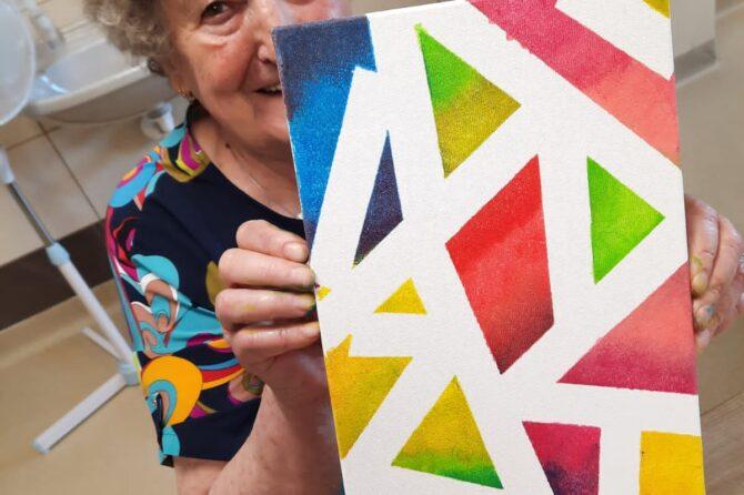 Artyści-malarze w DDOM